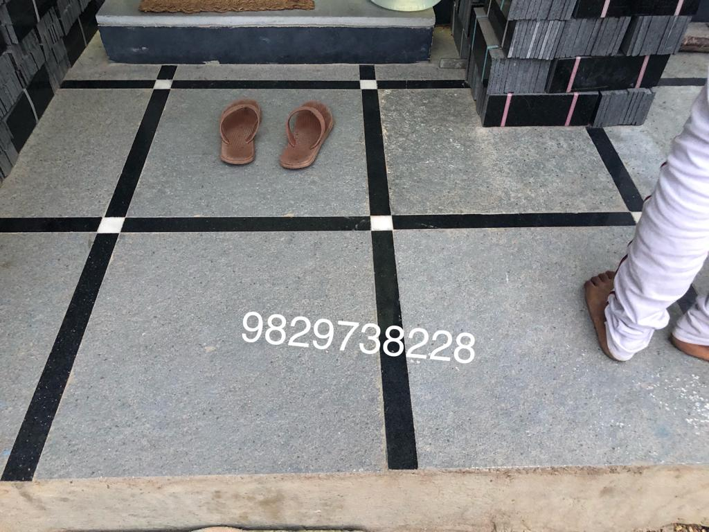 Kota Stone Flooring 2x2 Kota Stone Price 17 Sq Ft Offered By Naksh Stone