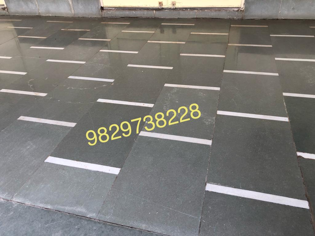 Kota Stone Flooring For Car Parking Interor Flooring